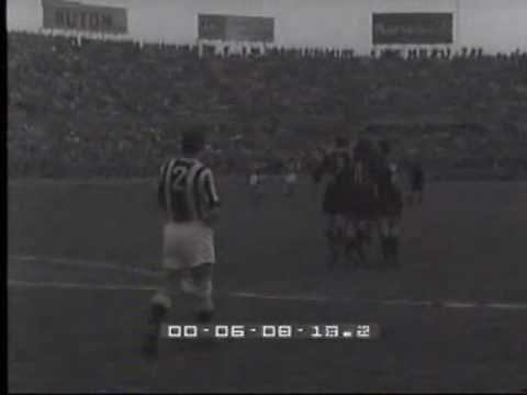 Stagione 1950/1951 - Juventus vs. Inter (0:2) Highlights