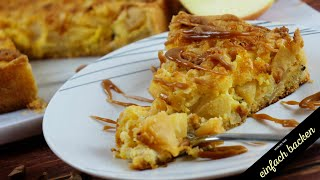 Ultimativer Apfel Streusel Kuchen
