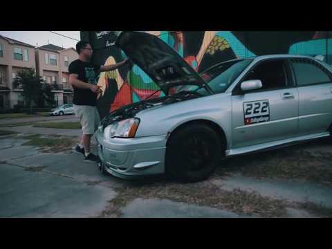 Built 400HP Subaru STi - Do Boy's Garage Channel Trailer. (Video by Dustin Williams)