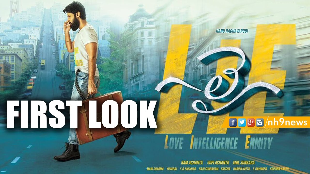 Nithin Birthday Special Nithins Lie Movie First Look Nithin