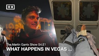 WHAT HAPPENS IN VEGAS ... | The Martin Garrix Show S4.E1