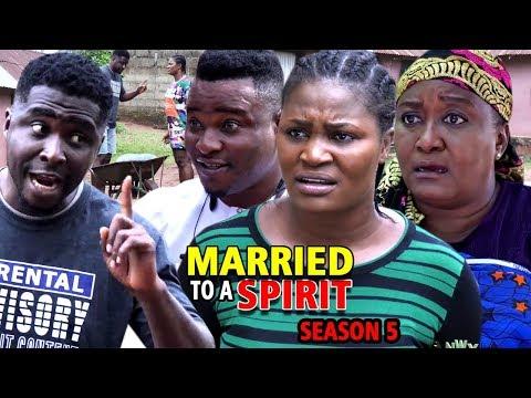 MARRIED TO A SPIRIT SEASON 5 - (New Movie) 2019 Latest Nigerian Nollywood Movie Full HD