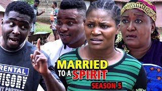 MARRIED TO A SPIRIT SEASON 5 - (New Movie) 2019 Latest Nigerian Nollywood Movie Full HD