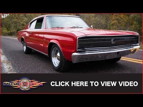 1966 Dodge Charger (SOLD)