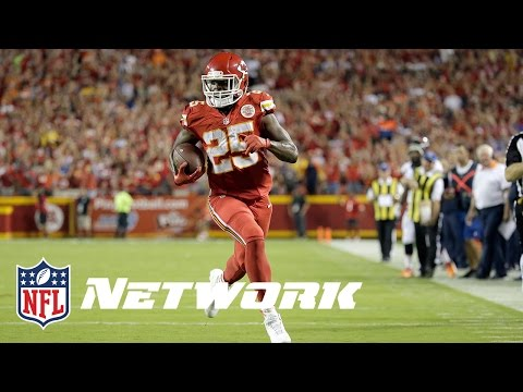 Is Jamaal Charles Ranked Too Low?   Top 100 Players of 2016 Reaction   NFL Network