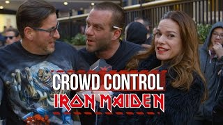 Crowd Control - Iron Maiden Concert 2016