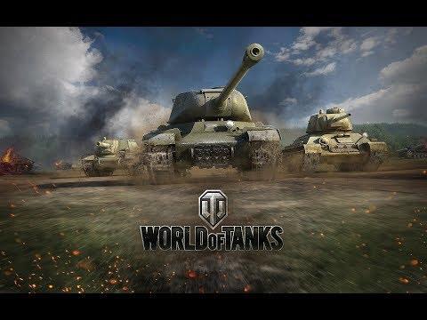 World of Tanks | Farming in Strv S1