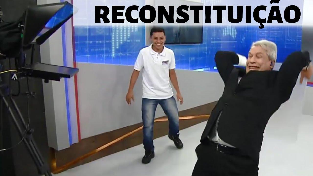 RECONSTITUIÇÃO AO VIVO