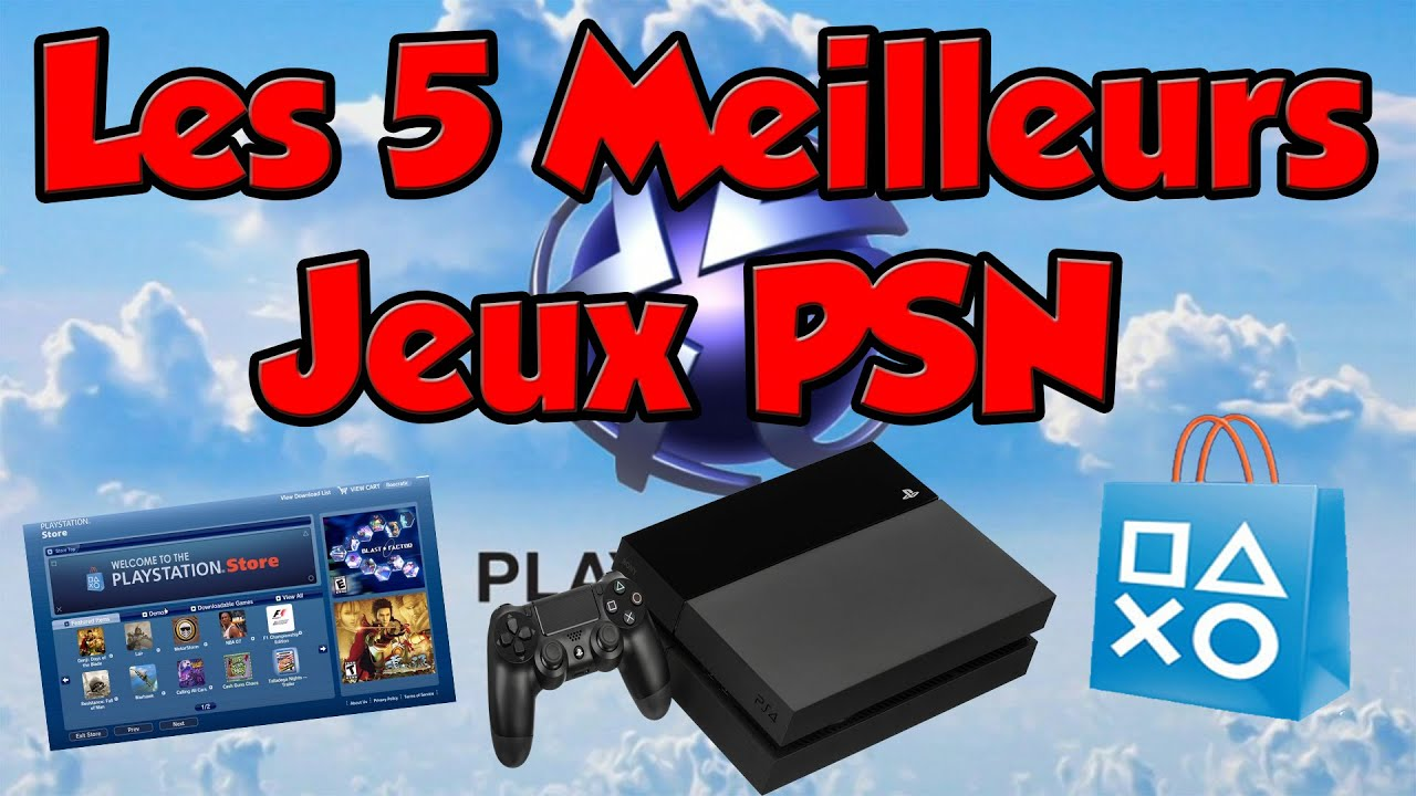 les 5 meilleurs jeux psn ps4 ps3 youtube. Black Bedroom Furniture Sets. Home Design Ideas