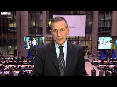Migrant crisis  EU and Turkey form plan   BBC News