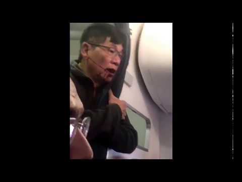 Thumbnail: Most Complete United Airlines Passenger Removal Video
