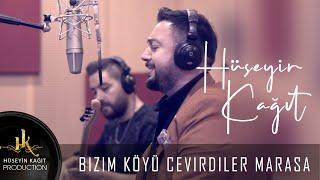 Hüseyin Kağıt - Bizim Köyü Çevirdiler Maraşa Canlı Performans Official Video Klip