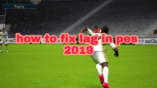 How To Fix Lag Pes 18