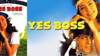 Jata Hai Tu   📀 Yes Boss 1997 Movie Shahrukh Khan 🎵 Juhi Chawla Songs