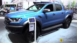 2019 Ford Ranger Raptor - Exterior and Interior Walkaround - 2018 IAA Hannover
