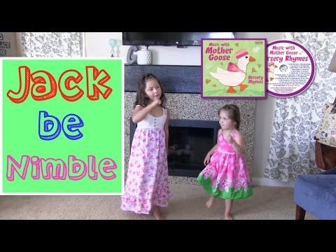JACK BE NIMBLE | Music with Mother Goose