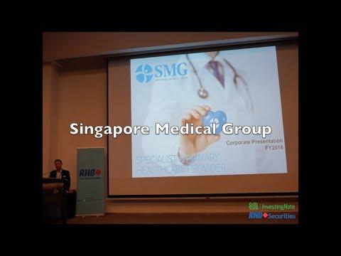 Singapore Medical Group: RHB Securities Singapore 25 Jewels 2017