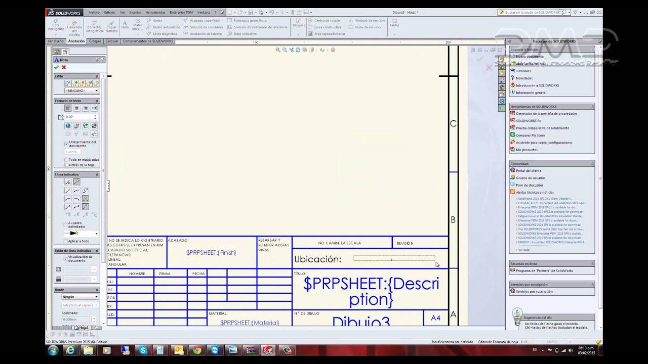 C mo agregar autom ticamente la ubicaci n del archivo al for Pie de plano arquitectonico pdf