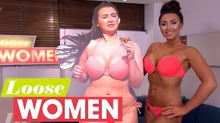 Lauren Goodger Speaks Out About Her Weight Loss And Reveals New Body   Loose Women