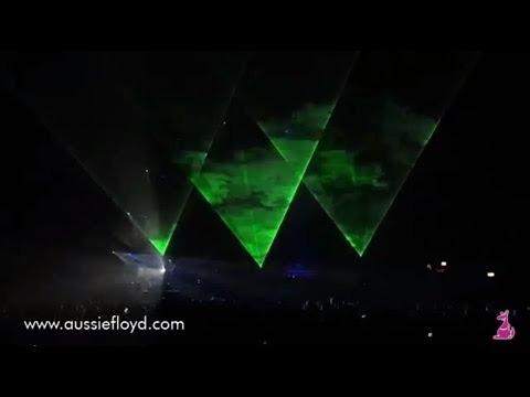 Sorrow Live in Germany 2013 Performed by the Australian Pink Floyd