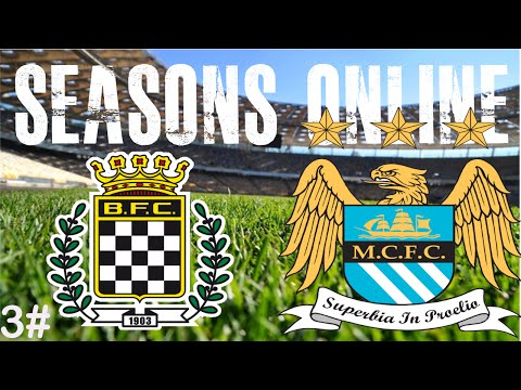 FIFA 15 ONLINE SEASON (1080p/60FPS) 3# | BOAVISTA & CITY!!