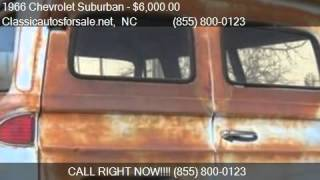 1966 Chevrolet Suburban  for sale in Nationwide, NC 27603 at #VNclassics