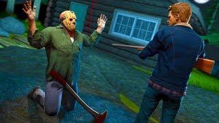 ДЖЕЙСОН БОЛЬШЕ НЕ ХОЧЕТ УБИВАТЬ! (The Friday 13th: The Game)