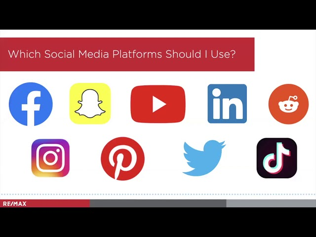 Tech Webinar Series: Leveraging RE/MAX Tech in your Social Media Strategy