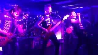 Hinder - Wasted Life (Live in Birmingham)