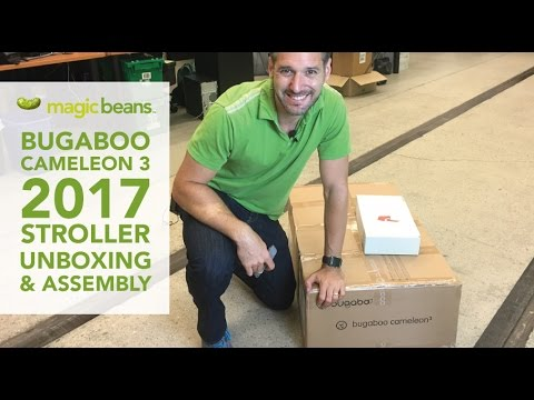 Bugaboo Cameleon 3 2017 Stroller Unboxing & Assembly | Assemble | Reviews | Ratings | Prices