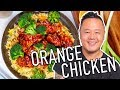 - How to Make Orange Chicken with Jet Tila   Ready, Jet, Cook
