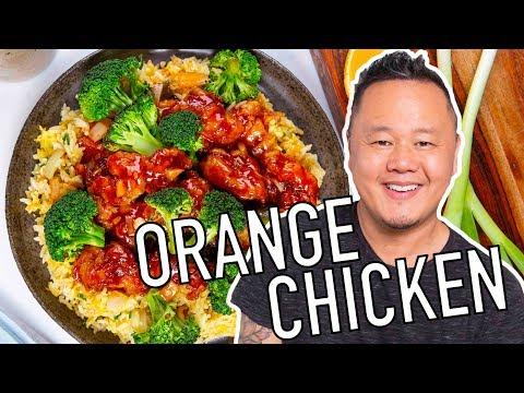 Six-Component Orange Chicken