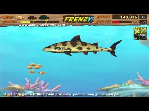 Play game Feeding Frenzy 2 – Tải và chơi game Ăn cá 2 (cá lớn nuốt cá bé 2) trên máy tính
