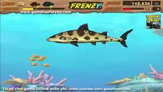 Play game Feeding Frenzy 2 - Tải và chơi game Ăn cá 2 (cá lớn nuốt cá bé 2) trên máy tính