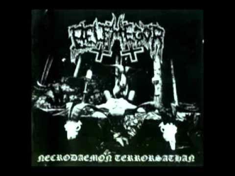 Belphegor - Necrodaemon Terrorsathan [Full Album]