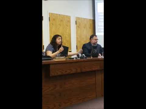 07-11-18 South Country School District BOE meeting Part 1