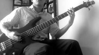The Changcuters - Main Serong (bass cover)