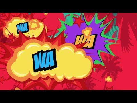 Dj Aymoune - Wawawa (Official Lyric Video)