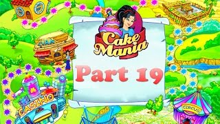 Cake Mania - Gameplay Part 19 (Jan to Mar) Casino