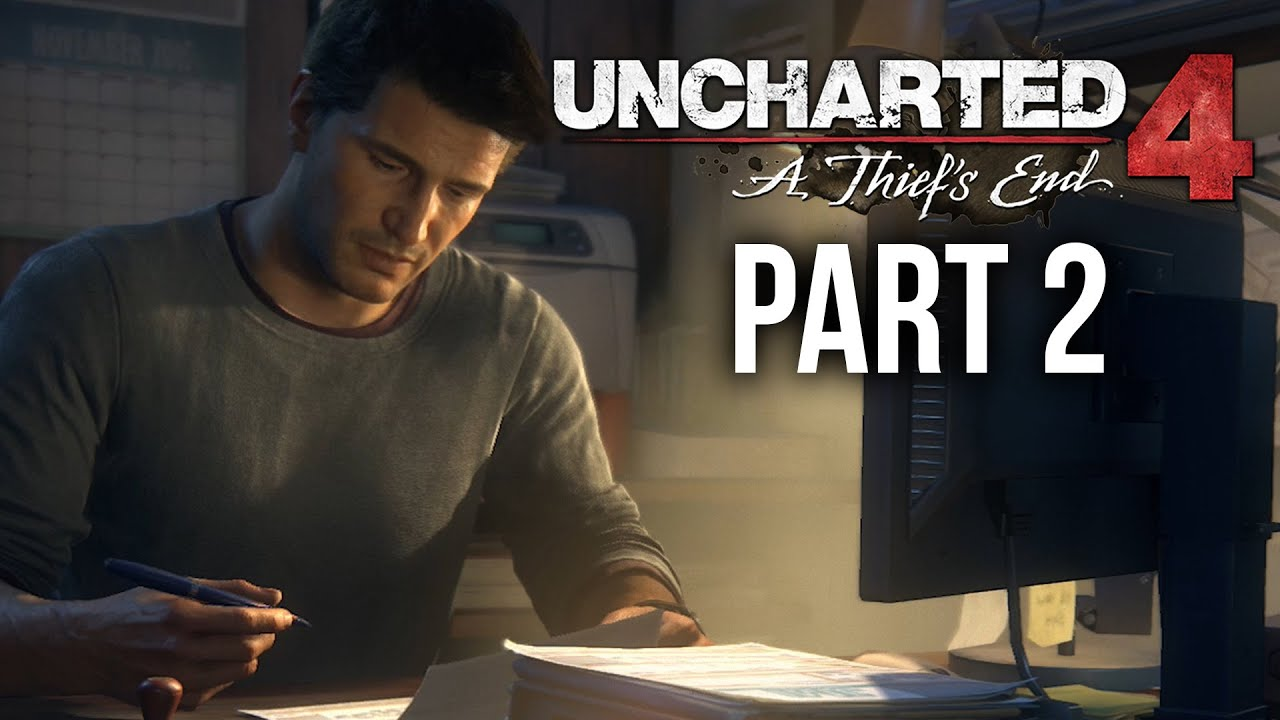 Uncharted 4 Gameplay Walkthrough Part 2 - A NORMAL LIFE ...