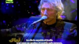 Perfect sense - Roger Waters (en vivo - subtitulado en español)