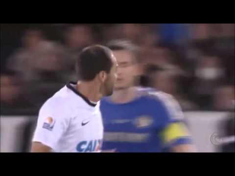 Drible de Danilo - Corinthians vs Chelsea (1x0) - Mundial Interclubes [16.12.2012]