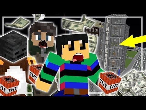 WAT IS PROJECT JUNGLE? - MINETOPIA - #612 | Minecraft Reallife Server