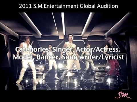 2011 S.M. Entertainment Global Audition In Kazakhstan