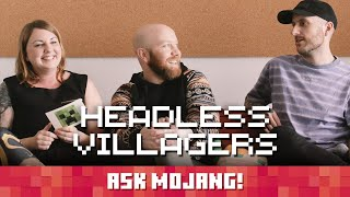 Ask Mojang #6: Headless Villagers