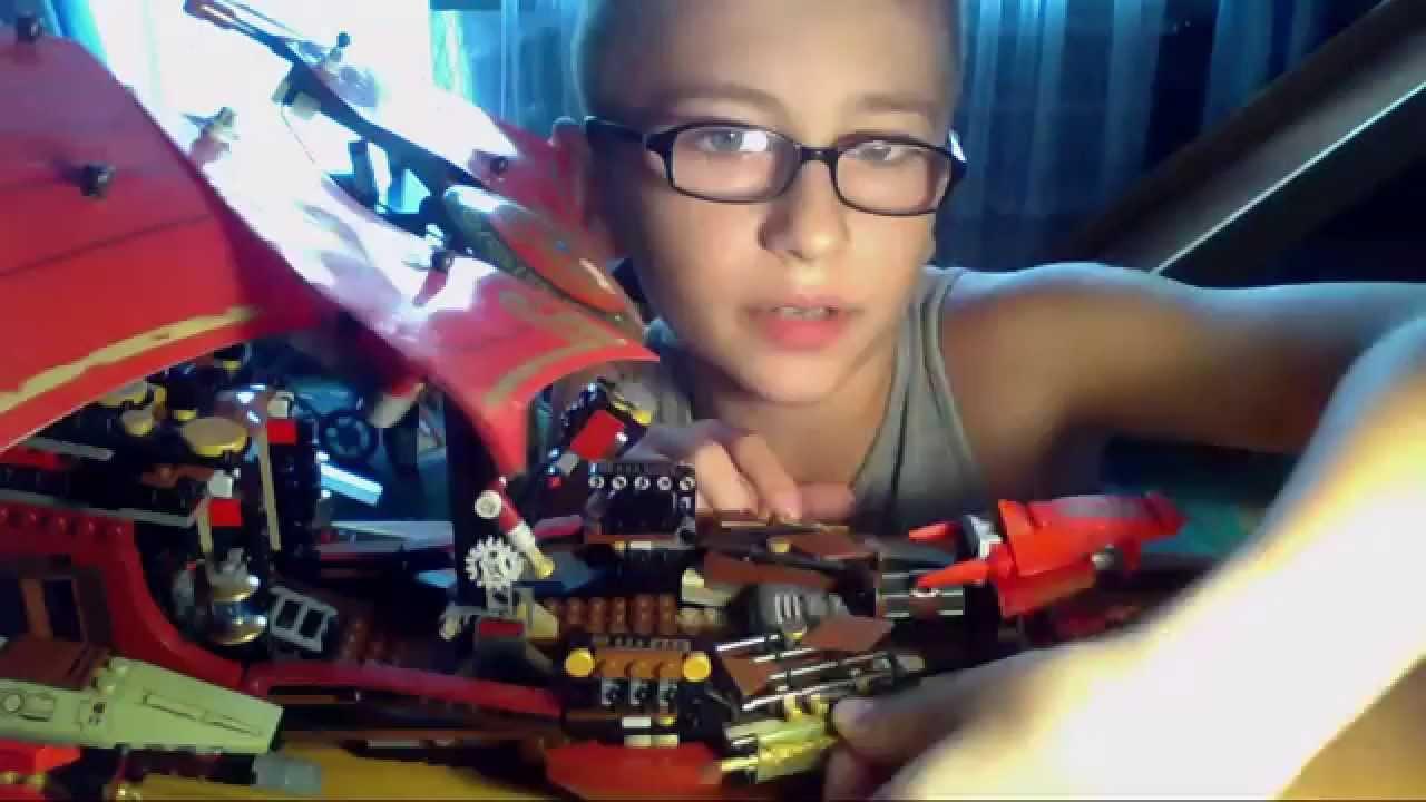 Recezja Lego Ninjago 70738 Ostatni Lot Perły Przeznaczenia Youtube