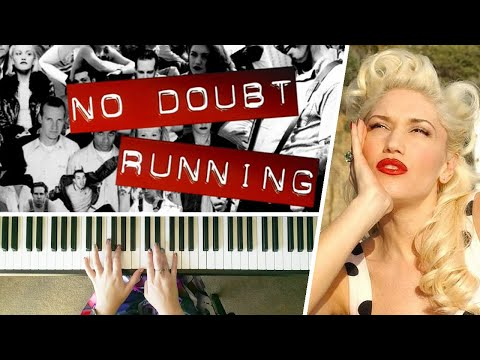Running  No Doubt from Rock Steady  Piano
