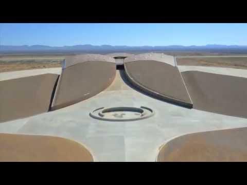 Spaceport America 2015 Aerial