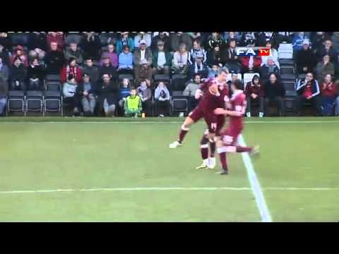 Forest Green 0-3 Northampton - The FA Cup 1st Round - 06/11/10