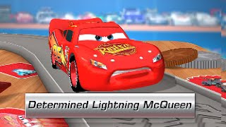 Cars Daredevil Garage DETERMINED LIGHTNING MCQUEEN - iPhone iPad iOS/ Android (Gameplay / Review)